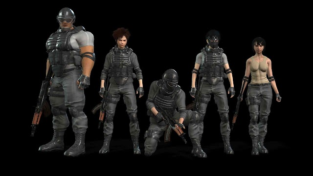 FREE ICLOTH - SPEC OPS