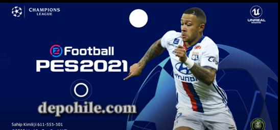 PES 2021 Mobile UEFA Şampiyonlar Ligi Yaması İndir, Tanıtım