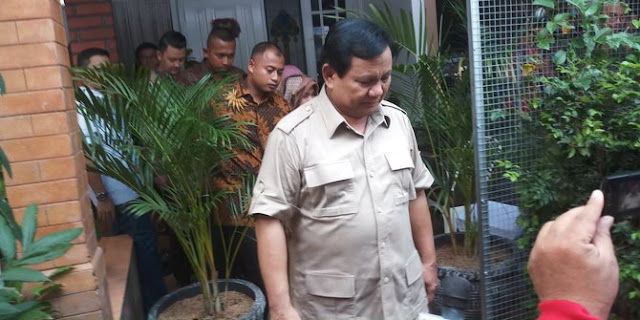 Pasangan Prabowo-Sandiaga Uno Akan Dideklarasikan Siang Ini