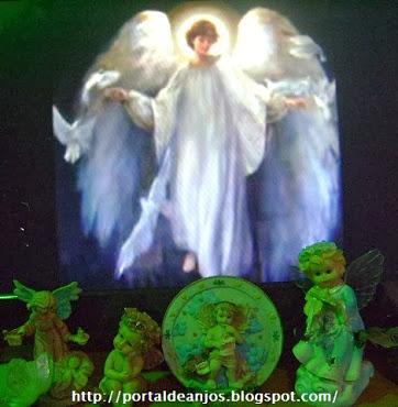 Resultado de imagem para Anjos & Anjinhos das cores do arco-íris