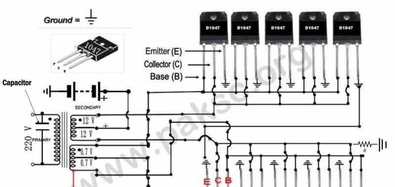 12 vdc to 220 vac power inverter  500watt