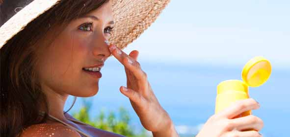 Use Sunscreen Rosacea Treatment