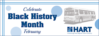 HART celebrates Black History Month