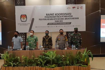 Polresta Siapkan Pengamanan Debat Pamungkas Calon Wali Kota