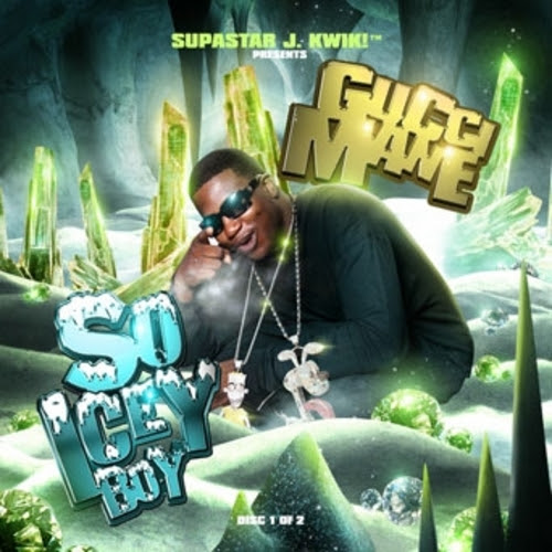 Gucci Mane- So Icey Boy Disk 1 Cover