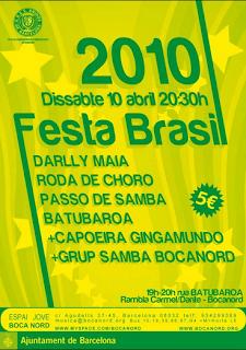 Festa Brasil Batubaroa 2010