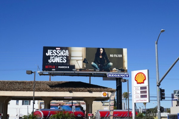 Jessica Jones season 2 billboard