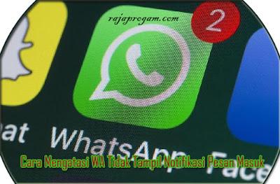 WhatsApp Tanpa Notifikasi
