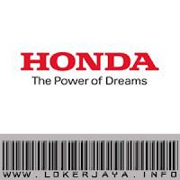 Lowongan Kerja Honda Cibubur (PT. Cibubur Indah Motor) Lulusan SMA/Sederajat dan D3