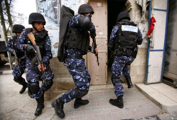 بحث واجبات وصلاحيات الشرطة