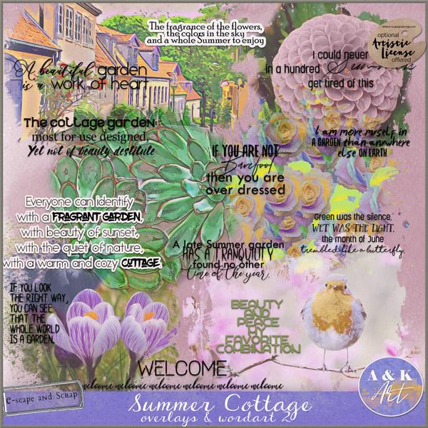 Summer Cottage Elements2