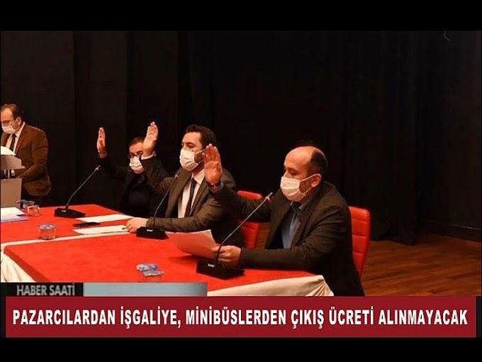 TURHAL BELEDİYESİ 2020 YILININ SON MECLİS TOPLANTISINI YAPTI.