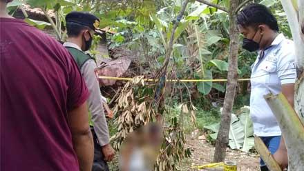 Warga Kebumen Ditemukan Gantung Diri di Pohon Durian di Samping Rumah