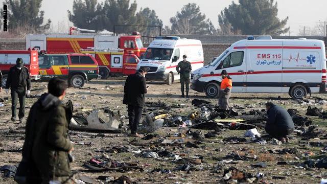 وسط تزايد الشكوك.. مصدر: الاستخبارات الأمريكية تبحث حادث تحطم الطائرة الأوكرانية في إيران