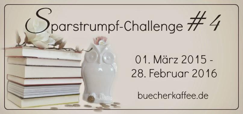 Sparstrumpf-Challenge #4 by BücherKaffee