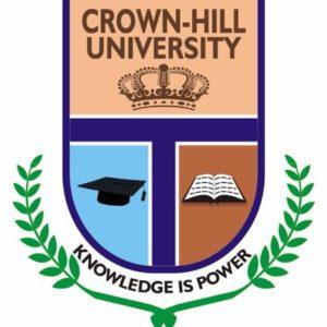Crown-Hill University School Fees Schedule 2019/2020