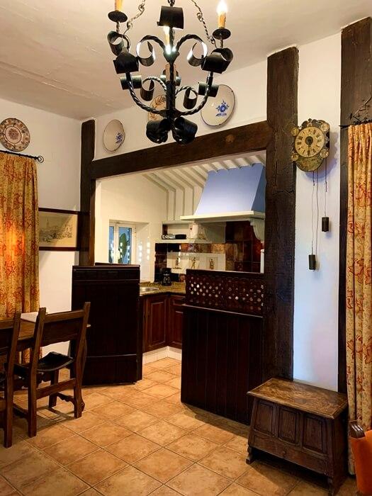 interior apartamento cortijo fontanilla