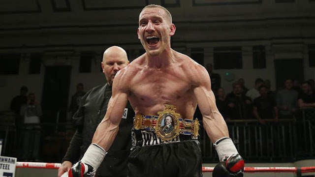 Ryan Walsh Decisions Lewis Paulin To Retain British Title