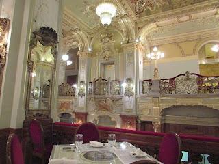 Cafetería del New York Palace 2