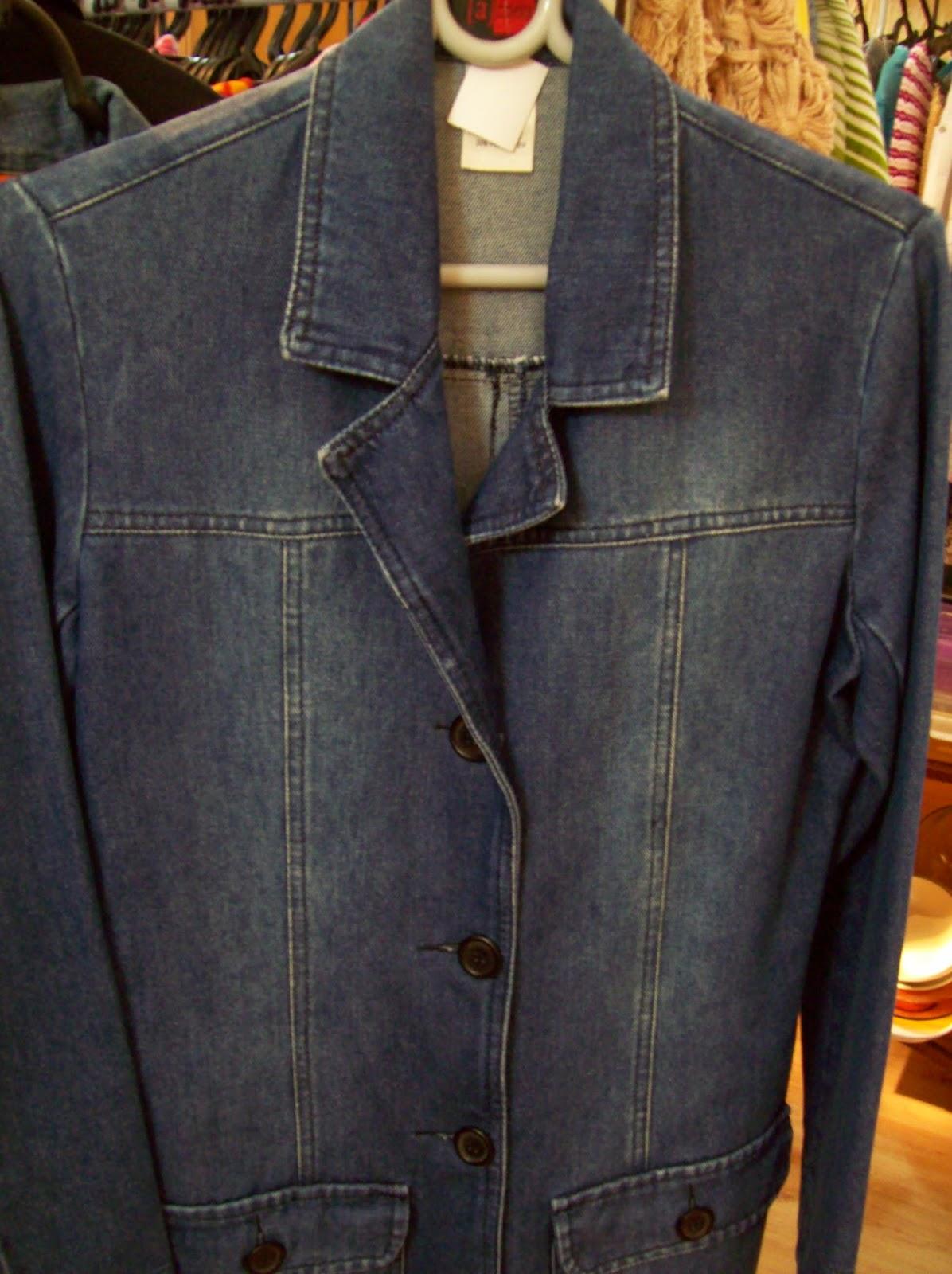 Sobretudo jeans ANEXXE tamanho M