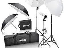 Photography lighting kits by Emart, 22% off