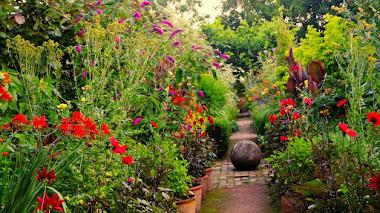Rutina mañanera de Monty Don en su jardín de Longmeadow