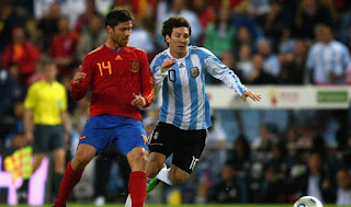 Spain vs  Argentina Live Streaming online Today 27.03.2018 Friendlies
