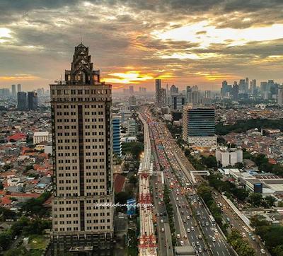 Lima Bangunan Angker, Misterius Jakarta Yang Wajib Kamu Ketahui