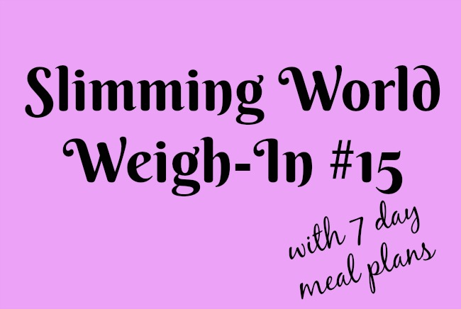 Slimming-world-weigh-in-number-15-with-7-day-meal-plans-text-on-pink-background