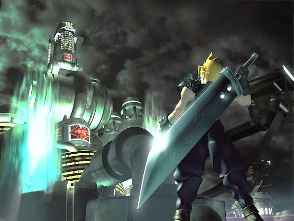 Final Fantasy VII huijaten läpi eikä hävetä
