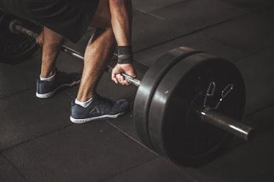 Deadlift For Back Exercise