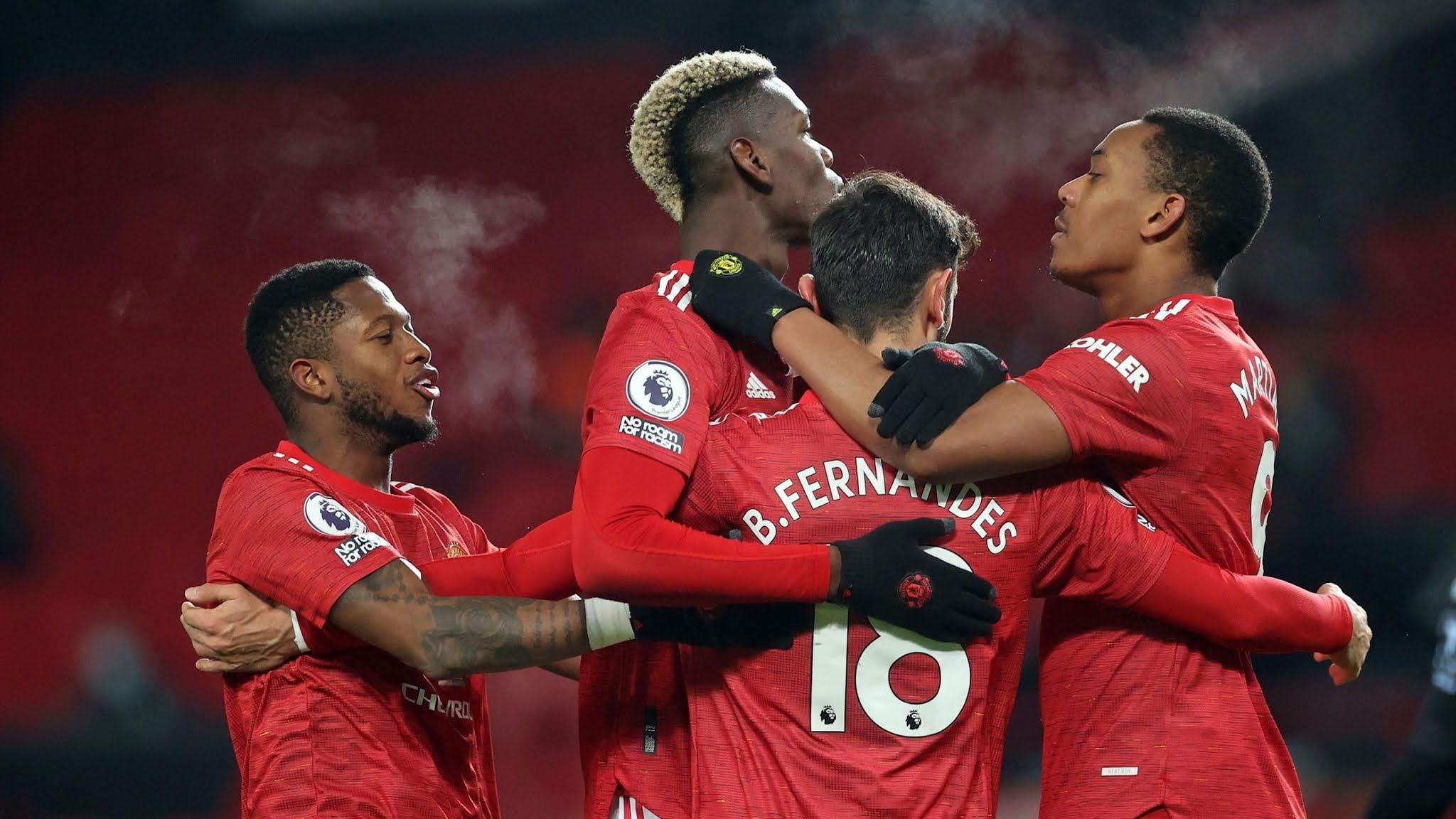 Manchester United 9-0 Southampton: Manchester United Thrash Nine-Man Saints