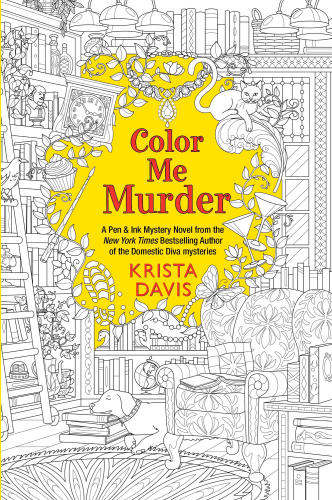 In Honor Of The Release COLOR ME MURDER Im Giving Away A Copy Leave Comment With Your Email Address To Enter