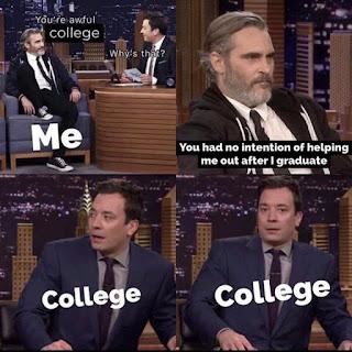 Joker Meme by @herd_college on Instagram