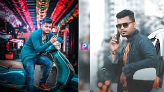 Sonu Rajput photo editing