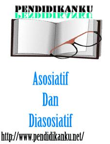 Pengertian Dan Bentuk asosiatif dan diasosiatif