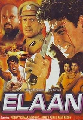 Elaan 1994 Hindi 480p WEB HDRip 400mb