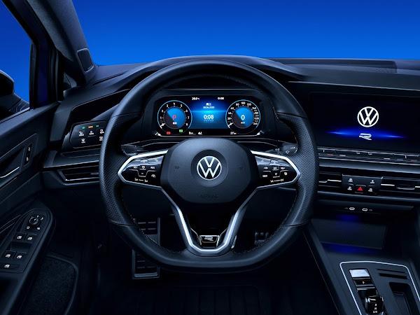 Novo VW Golf Mk8 2021