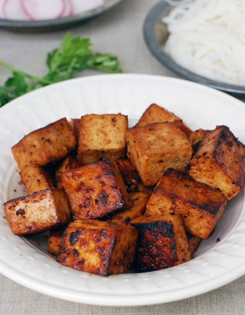 The Best Tofu Recipe