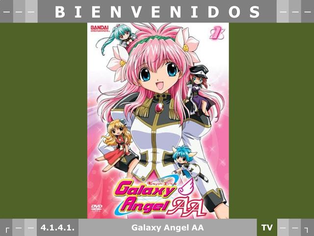 4 - Galaxy Angel AA (TV) [versión 1] [DVDrip] [Dual] [2002] [13/13] [961 MB] - Anime no Ligero [Descargas]