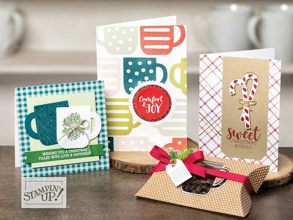 Cup Of Christmas Stamp Set By Stampin' Up!