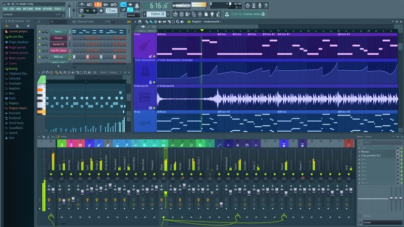 FL Studio 20 Full Version Free