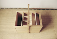 テンカラ道具箱の中身