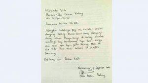Ngakak Bergaya Puisi Surat Izin Tidak Masuk Sekolah