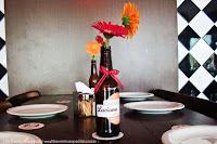 casamento realizado no boteco imperial em porto alegre com decoração simples na tematica bar e boteco por life eventos especiais