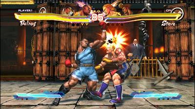 لعبة STREET FIGHTER X TEKKEN من ميديا فاير للكمبيوتر