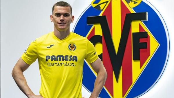 Oficial: El Villarreal B firma cedido a Jack Harper