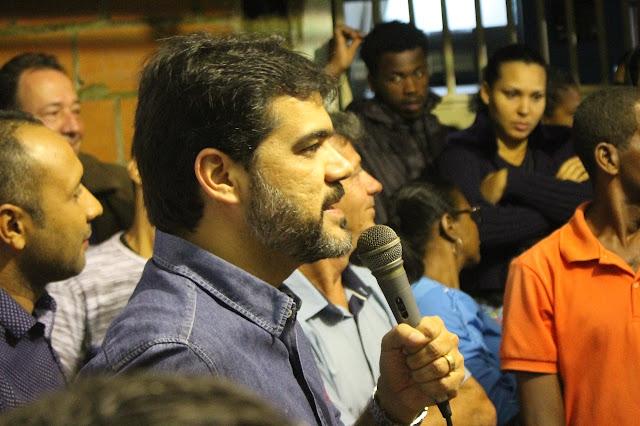 SAJ: Prefeitura anuncia licitação para pavimentações na Rua da Alegria e outras ações
