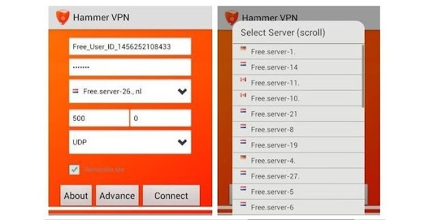 How To Use MTN Hammer VPN Free Browsing Cheat On PC